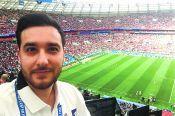 Михаил Меламед: «Это был чудесный месяц»