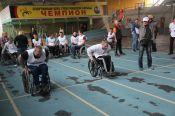 В Барнауле впервые состоялся  краевой фестиваль ГТО среди людей с ограниченными возможностями здоровья