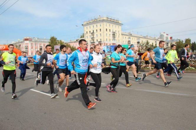 """Всероссийский день бега """"Кросс нации - 2017"""""""