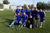 Три игрока футбольного клуба инвалидов-ампутантов «Динамо-Алтай» сыграют на чемпионате мира