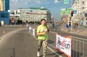Наталья Копербаева – бронзовый призёр этапа Всемирного городского тура «Лазер-Ран» в Новосибирске