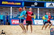 Барнаульский «Локомотив» дошёл до четвертьфинала в Кубке России Любительской лиги пляжного футбола