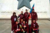Алтайские студенты - победители Всероссийской военно-патриотической игры «Зарница»