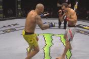 Алексей Кунченко одержал победу в дебютном бою на турнире UFC