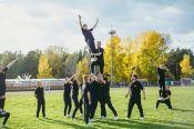 В соревнованиях по чирлидингу в Павловске приняли участие 23 команды