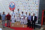 Алтайские каратисты – призёры Всероссийских соревнований по киокусинкай в Анапе