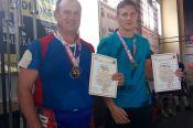Павел Лесных - победитель этапа международной серии Гран-при «Янтарная Гиря»
