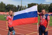 Алтайская спортсменка Екатерина Гусева выиграла четыре медали на чемпионате мира в Словакии