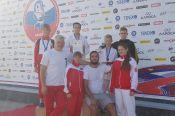 Алтайские каратисты завоевали пять медалей на XI Всероссийских играх боевых искусств