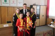 Алтайские спортсмены - победители и призёры X Международного турнира по китайским боевым искусствам