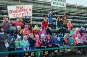 """Впервые в Ключевском районе состоялись Малые олимпийские игры для дошкольников """"Олимпёнок"""""""