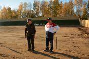 Биатлонисты из юниорской сборной России проведут сборы на «Белокурихе-2»