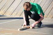 Соревнования по городошному спорту дали старт традиционной спартакиаде Михайловского района
