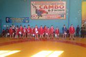 В Заринске прошёл X межрегиональный юношеский турнир памяти Алексея Барсукова