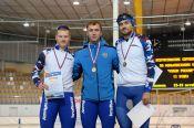 Виктор Муштаков - победитель и серебряный призёр I этапа Кубка России