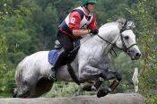 Команда конников Алтайского края стала бронзовым призёром Первенства России по троеборью среди спортсменов до 18 лет (фото).