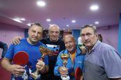 В теннисном центре «Алтай» состоялся первый розыгрыш Кубка журналистов Алтайского края