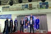 Николай Душенин завоевал серебряную медаль на чемпионате России по паратхэквондо