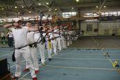В спортивном манеже АлтГТУ прошёл открытый чемпионат края по стрельбе из лука в помещении