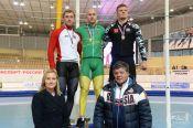 Виктор Муштаков с новым рекордом края завоевал серебряную медаль чемпионата России на дистанции 500 метров