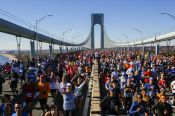 Алексей Смертин принял участие в Нью-Йоркском марафоне