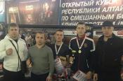 Бийчане победили в Кубке Республики Алтай по ММА