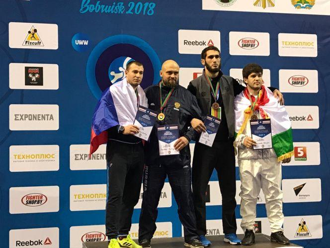 Дмитрий Золотов - чемпион мира