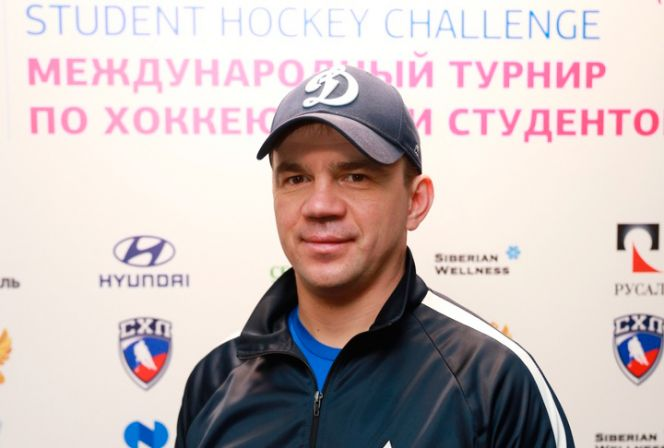 Александр Усачёв. Фото: «Матч ТВ»