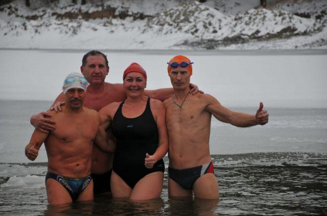 Федерация закаливания и спортивного зимнего плавания «Белые медведи»