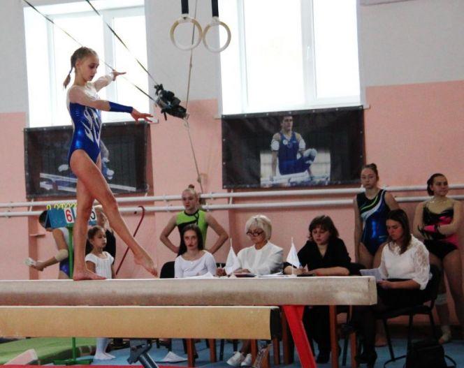 Первенство Алтайского края по спортивной гимнастике