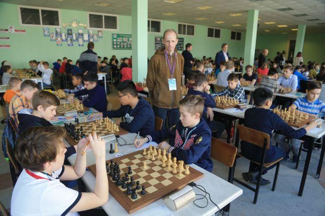 Первенство СФО по классическим шахматам в Новокузнецке