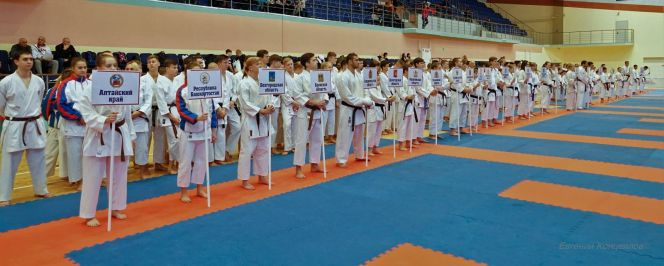 Всероссийские соревнования в Рязани