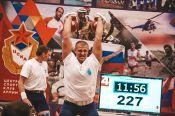 Дмитрий Шевелёв - победитель и призёр чемпионата Вооружённых сил РФ