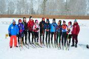 12 биатлонистов юношеской сборной России проводят тренировочный сбор на Белокурихе-2
