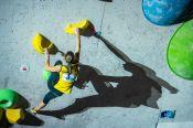 Алтайские скалолазы на первенстве России дебютировали в олимпийской дисциплине
