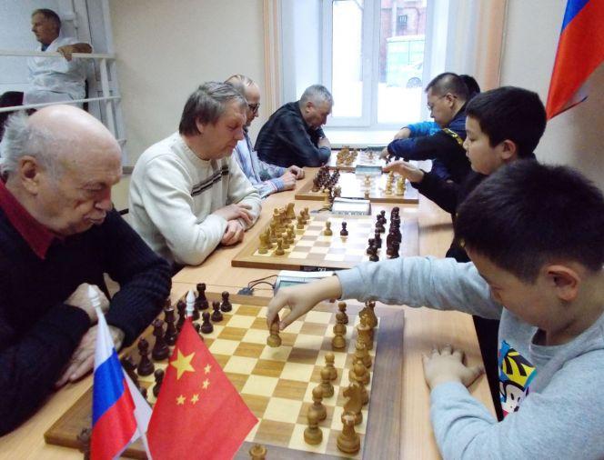 Открытый командный чемпионат Сибирского федерального округа по быстрым шахматам «Большой Алтай», 2018. Фото: Дмитрий Гришин