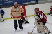 Легенды отечественного хоккея посетили Алтайский край