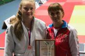 Дарья Храмойкина - бронзовый призёр юниорского первенства России