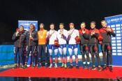Виктор Муштаков в составе сборной России выиграл командный спринт второго этапа Кубка мира