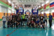 В Барнауле прошёл чемпионат Алтайского края по волейболу среди спортсменов с нарушением слуха
