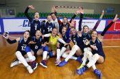 Волейболистки АлтГУ завоевали бронзу финала Кубка Студенческой волейбольной ассоциации России