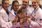 Инесса Цыганкова из Барнаула – победительница первенства Европы по сётокан каратэ