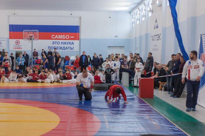 Фото: федерация универсального боя Алтайского края