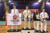 Спортсмены Алтайского края успешно выступили на крупных соревнованиях по кобудо в Москве