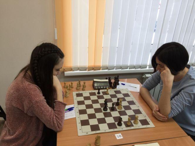 Краевая универсиада - 2018. Шахматы
