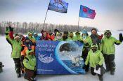 Соревнованиями на празднике «Алтайская зимовка» Женская рыболовная лига Сибири отметила год своего создания