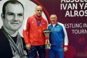 Виталий Щур в составе сборной России выиграл международный турнир «Кубок АЛРОСА»