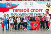 Алтайские гиревики завоевали 15 медалей на V Всероссийском турнире на призы заслуженного мастера спорта России Сергея Леонова