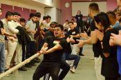 Прошёл спортивный этап фестиваля национальных культур АГМУ