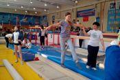 В бийской спортшколе «Заря» состоялся краевой благотворительный спортивный фестиваль «Открытые сердца»